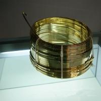 H62环保黄铜扁线 H65半硬黄铜线