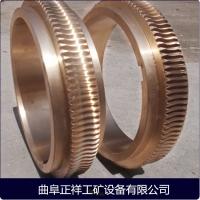 供应蜗轮蜗杆减速机铜蜗轮