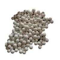 污水处理专用活性氧化铝球 吸附载体氧化铝球3-5毫米