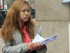 凤姐最新消息:拿了美国绿卡在街头发宣传单