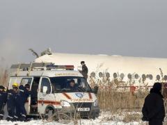 哈萨克飞机坠毁 坠机幸存中国乘客现在怎么样!