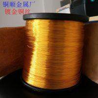 镀金铜线价格优惠||苏州C1020软态紫铜扁线现货批发