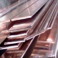 含铜量99.99%裸铜排厂家直批*德国进口威兰德紫铜排低价