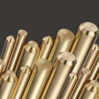 欧盟环保黄铜棒价格 C36000易切削黄铜合金材料棒